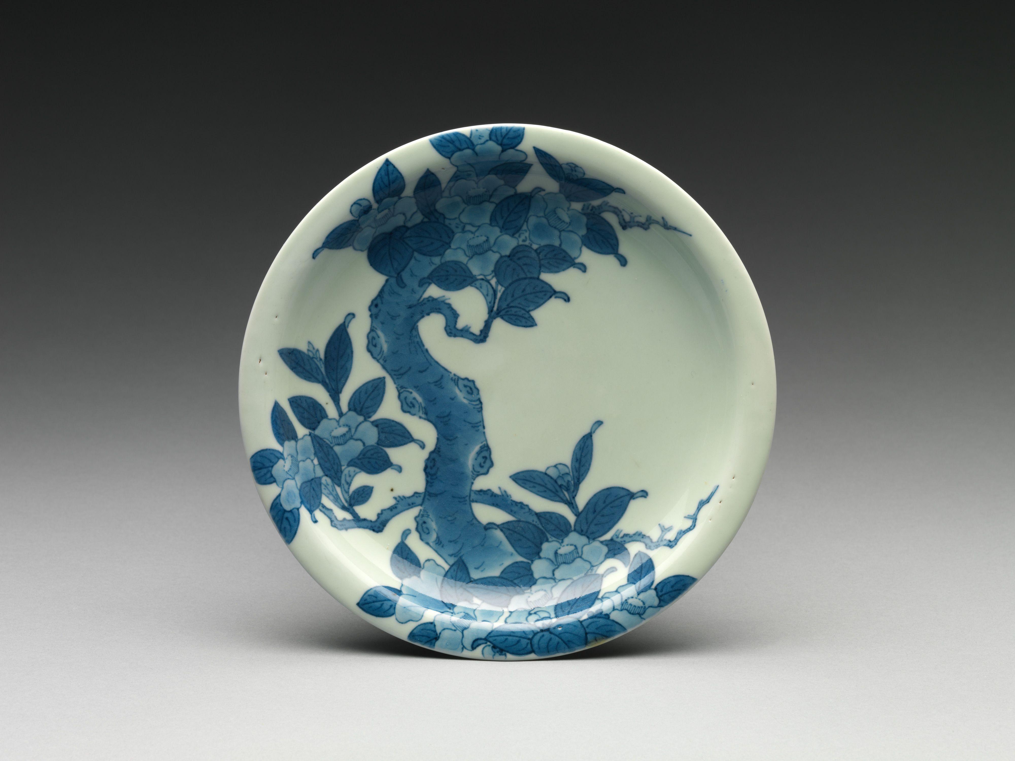 Dish | Japan | Edo period (1615–1868) | The Met