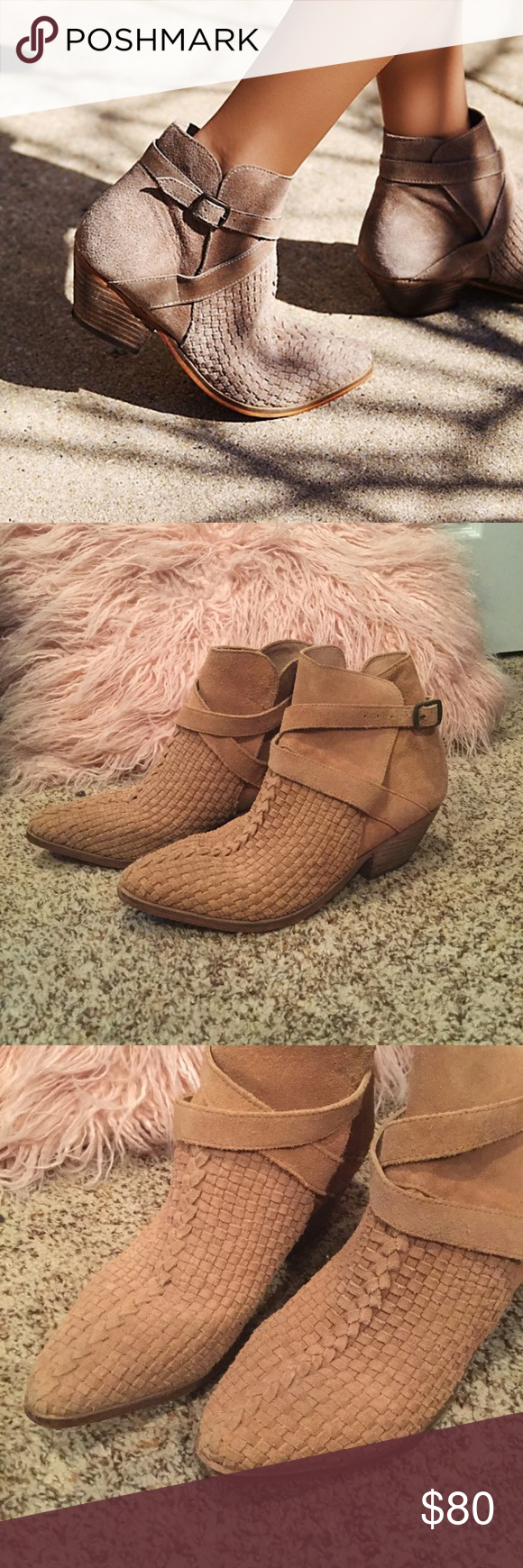 """Free People Suede """"Venture"""" Ankle Boot!🍂 These boots are"""