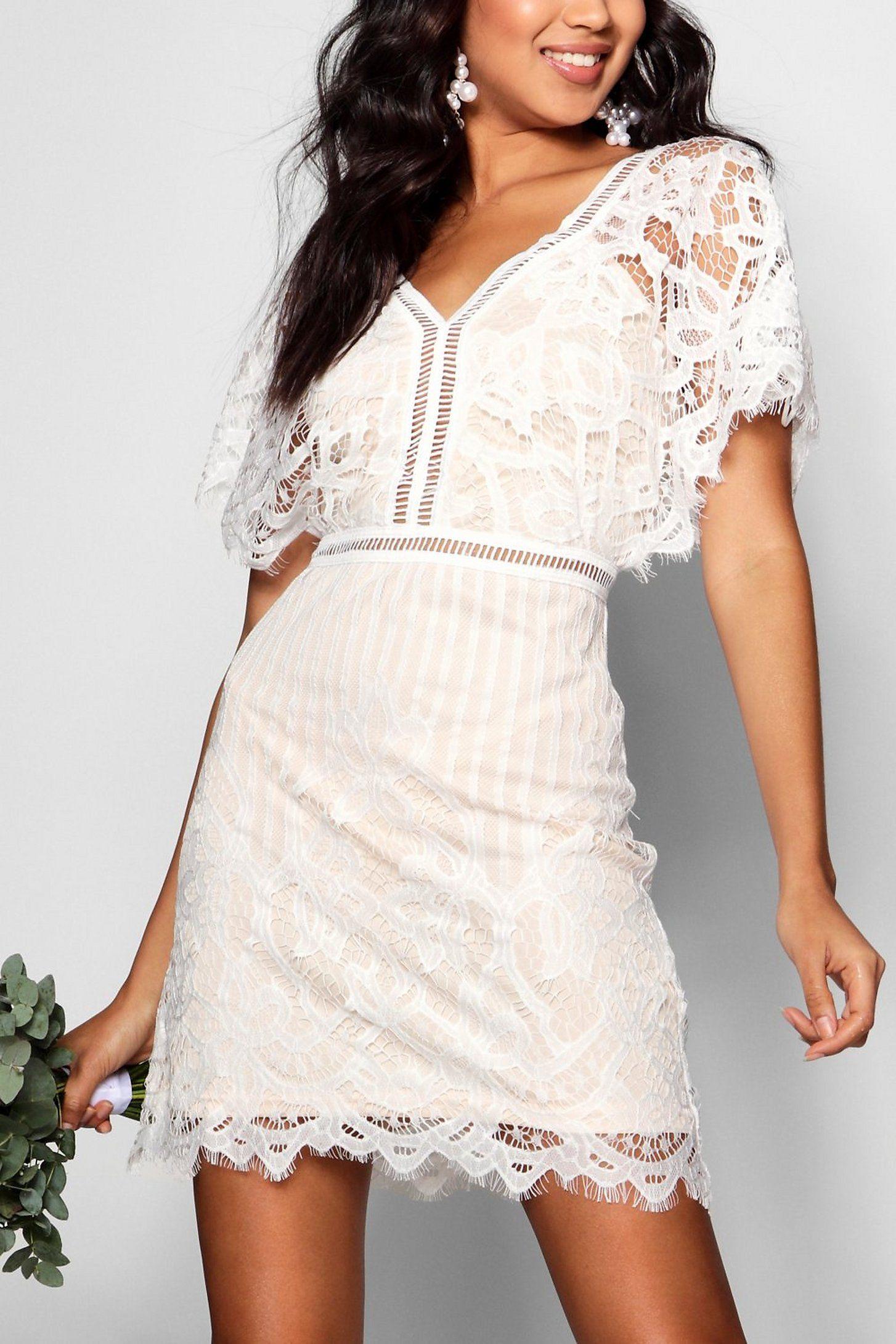 Boutique all over lace bodycon dress boohoo australia