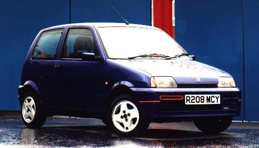 Fiat Cinquecento 1 1 Sporting Fiat Cinquecento