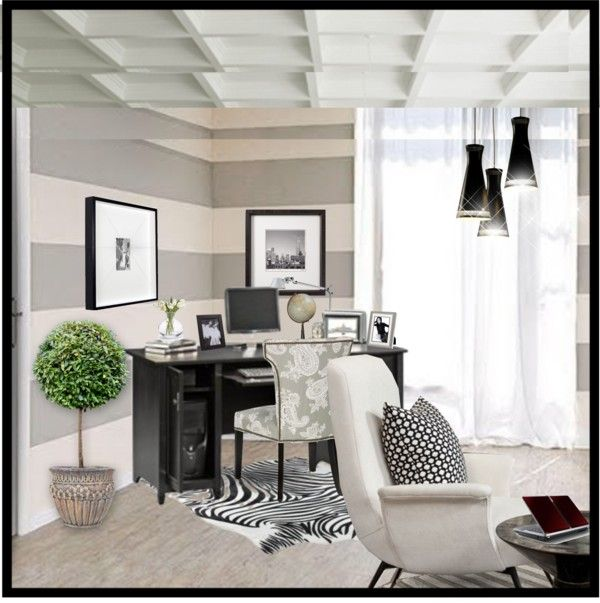 home office space\