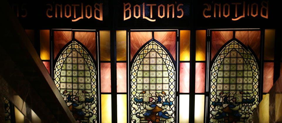 Boltons Restaurant