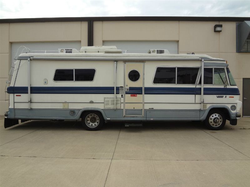 Used 1981 Mitchell Vogue II 29RB Motor Home Class A at