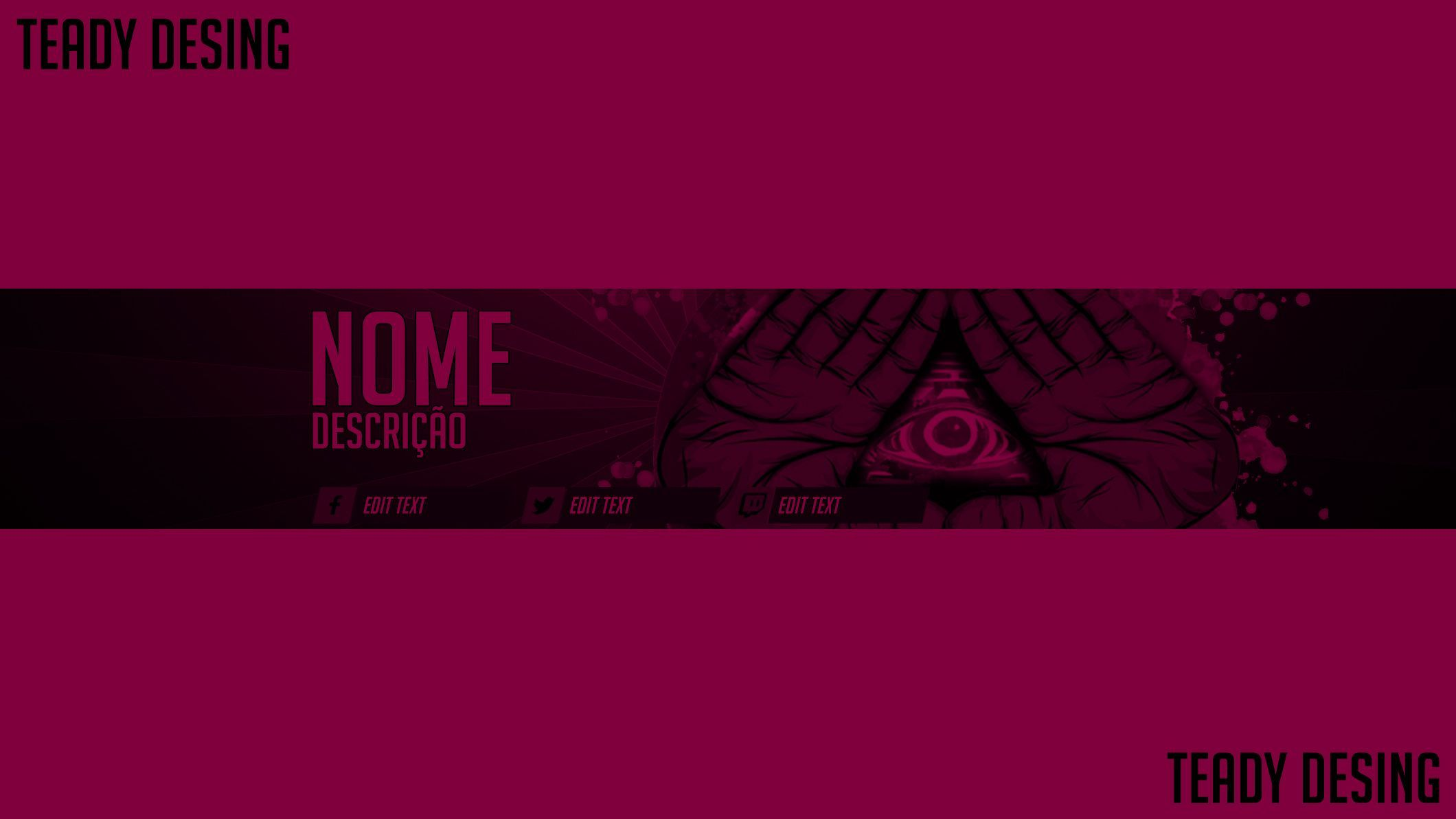 Banner Template Youtube By Teady Graphics Https Nationalgriefawarenessday Com S Youtube