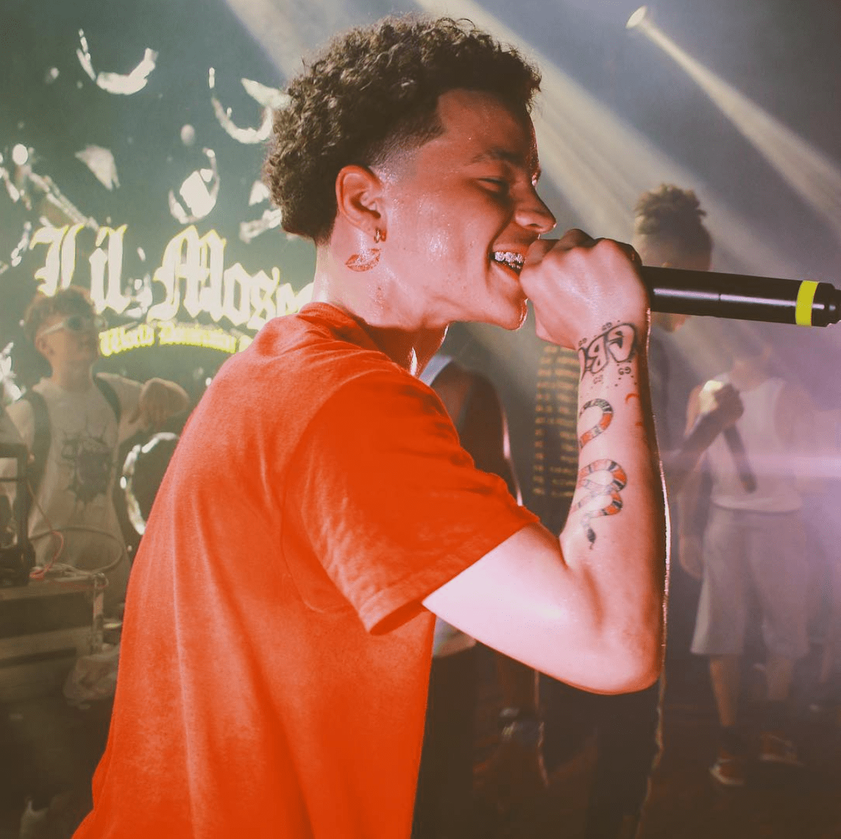 Lil Mosey Wallpapers Wallpaper Cave Mosey, Lucci, New