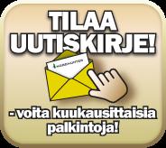 Tilaa uutiskirje ja voita nordhunterin  tuotepalkintoja. Kuukausi arvonta.  http://www.nordhunter.com/Uutiskirjeen-tilaus