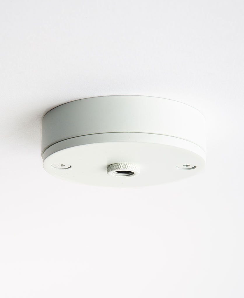 White Small Ceiling Rose In 2019 Home Ceiling Rose