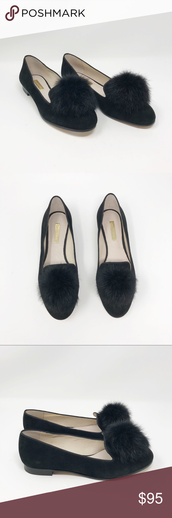 632243c68e0 New Louise Et Cie Andres Pom Loafers Size 6 These are brand new with tag  Louise