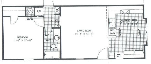 little house on a trailor 16 x 40 floorplan | tiny living
