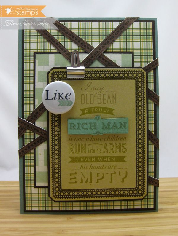 Stamps Paper Happiness: Waltzingmouse Stamps: Release Day Blog Waltz--It's Raining Men