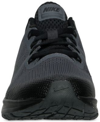 f7ccaf02553bf Nike Little Boys  Air Max Dynasty 2 Running Sneakers from Finish Line -  Black 1.5