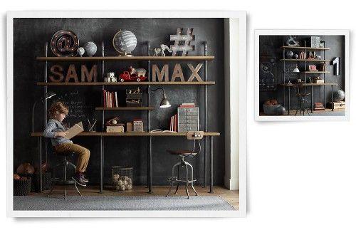 un Ikea hack pour la chambre d\u0027enfant! Feng shui, Shelves and Woods