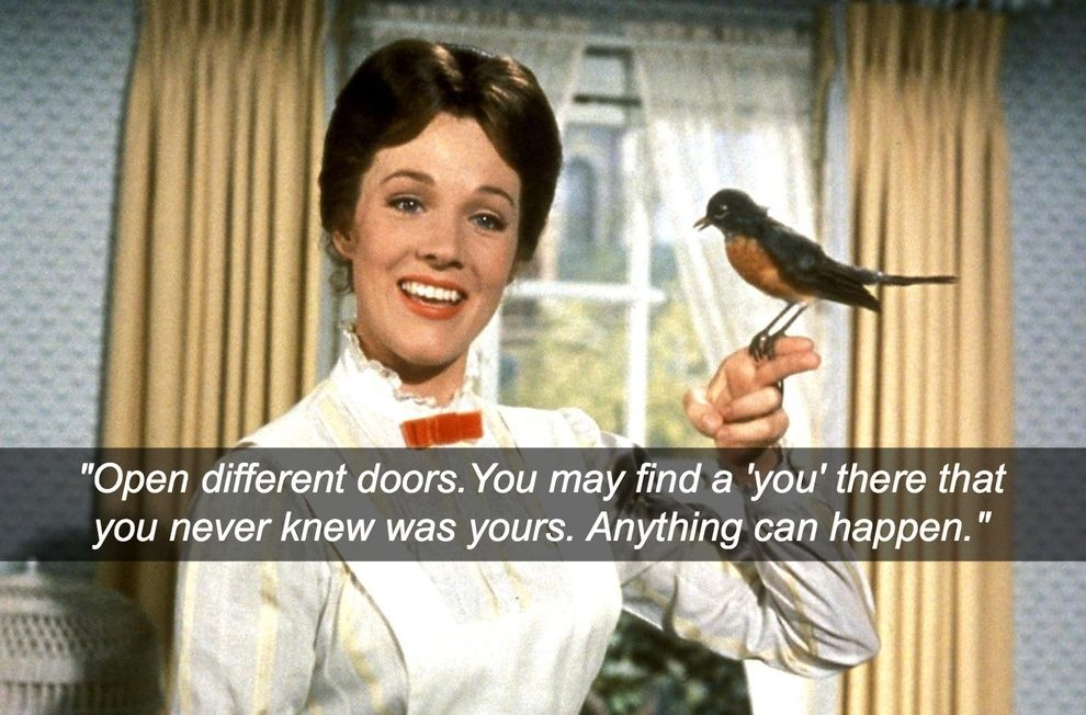 Wise Beyond Your Years Quotes: Mary Poppins (1964)