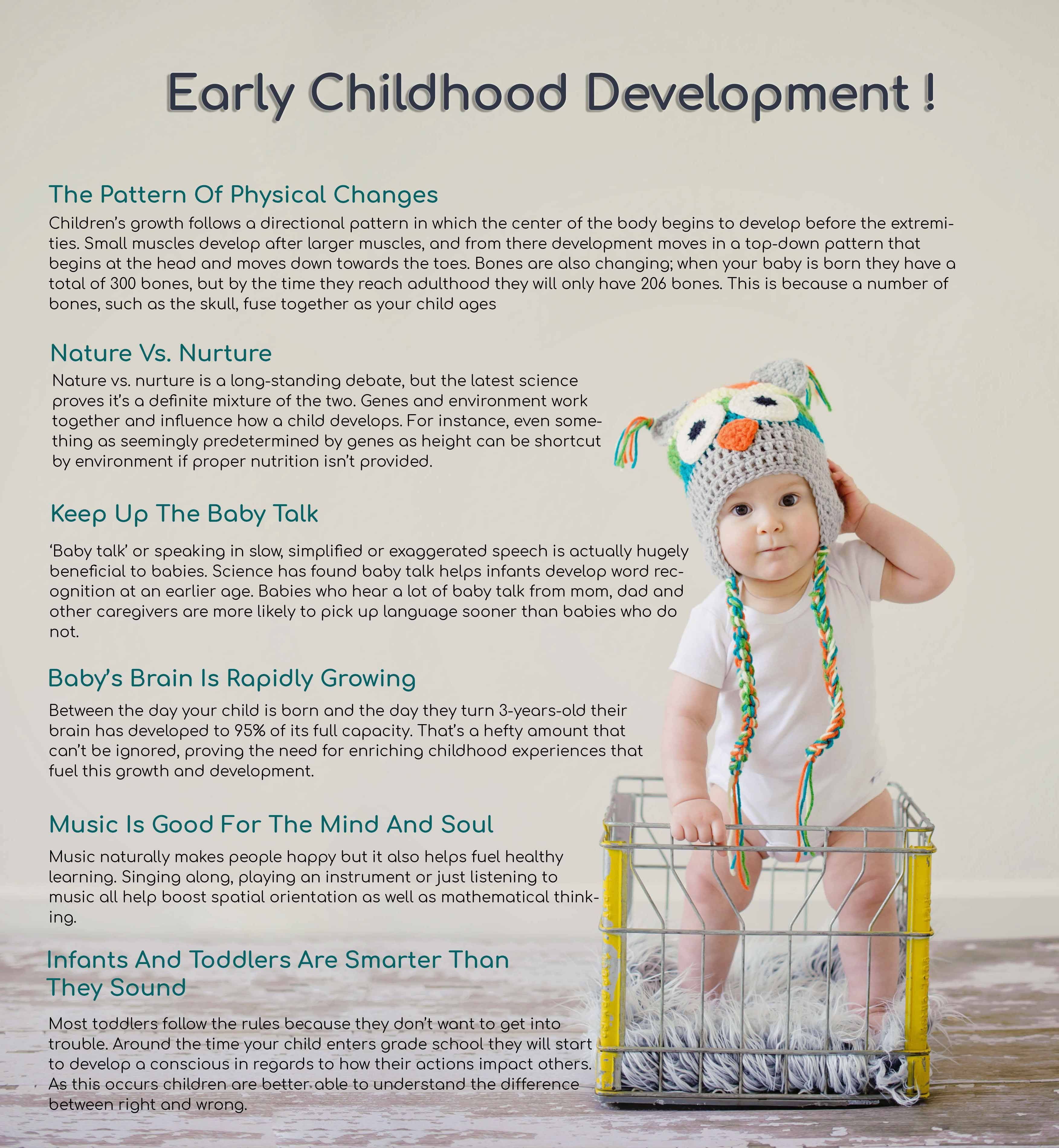 Enriching Early Childhood Experiences >> Early Childhood Development Facts By Headsmart Best