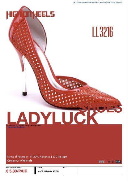 Women Shoe by Feather Glory Footwear