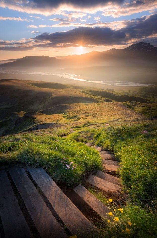Schön dich kennenzulernen ..: © Atomic Zen Island – #Atomic #Iceland #meet #Nice #zen