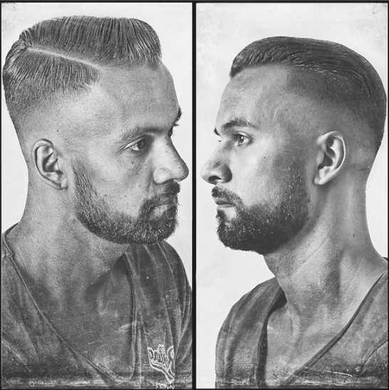 Pin Von Bhavesh Gohil Auf Beards Männer Frisuren Frisuren