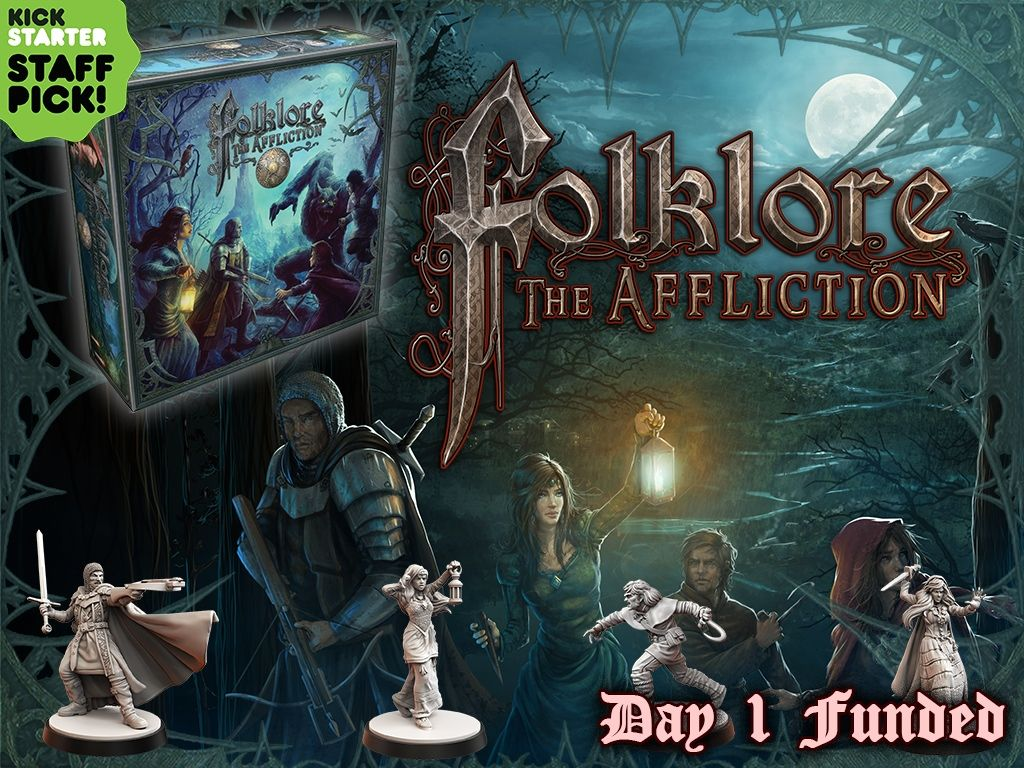 Folklore The Affliction Fantasy Rpg Rpg Board Games Video