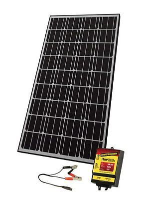 Competition Solar 50145 145 Watt Monocrystalline Solar Panel With 10 Amp Cont Solar Panels Diy Solar Panel Solar Panel Cost