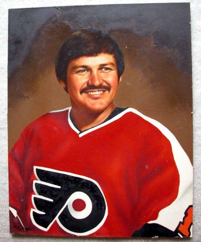 Bernie Parent  Philadelphia Flyers Goaltender