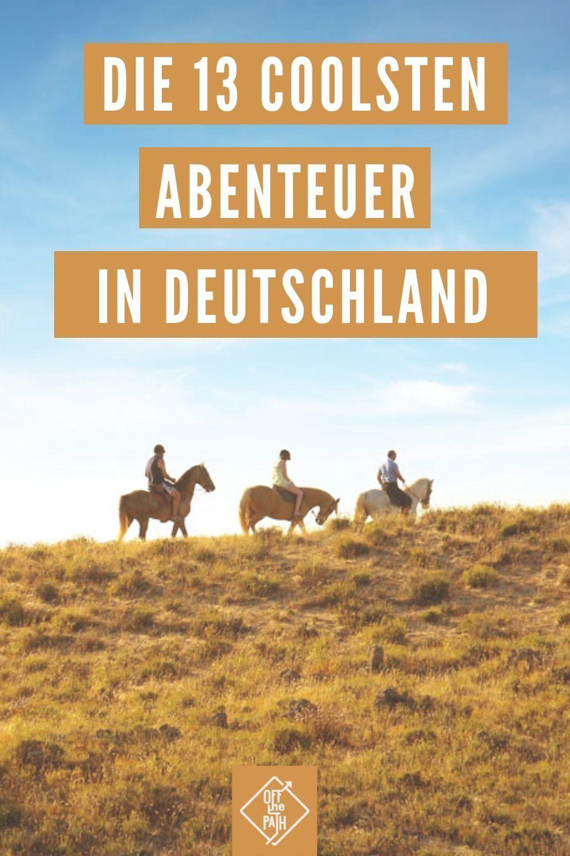 Urlaub Innerhalb Deutschland
