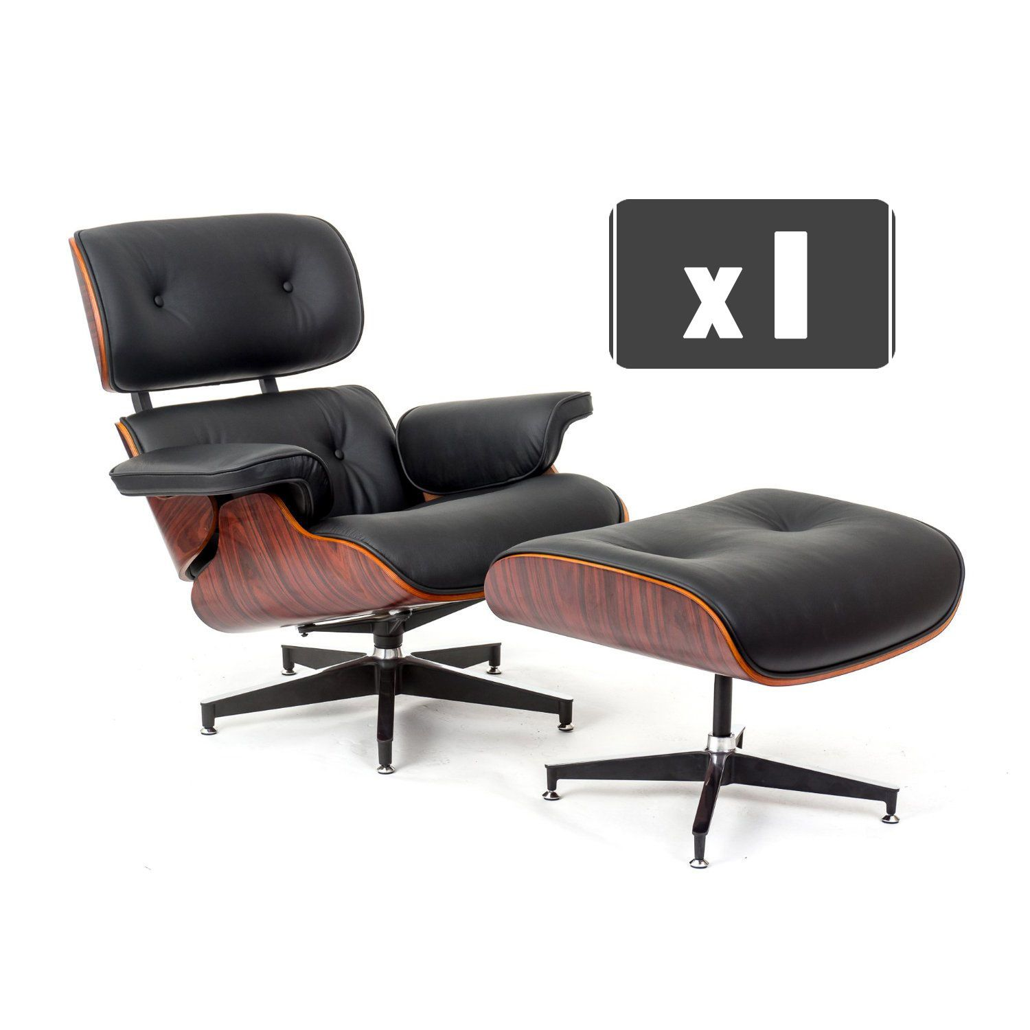 Ebay Eames Style Lounge Chair Charles Eames Lounge Chair