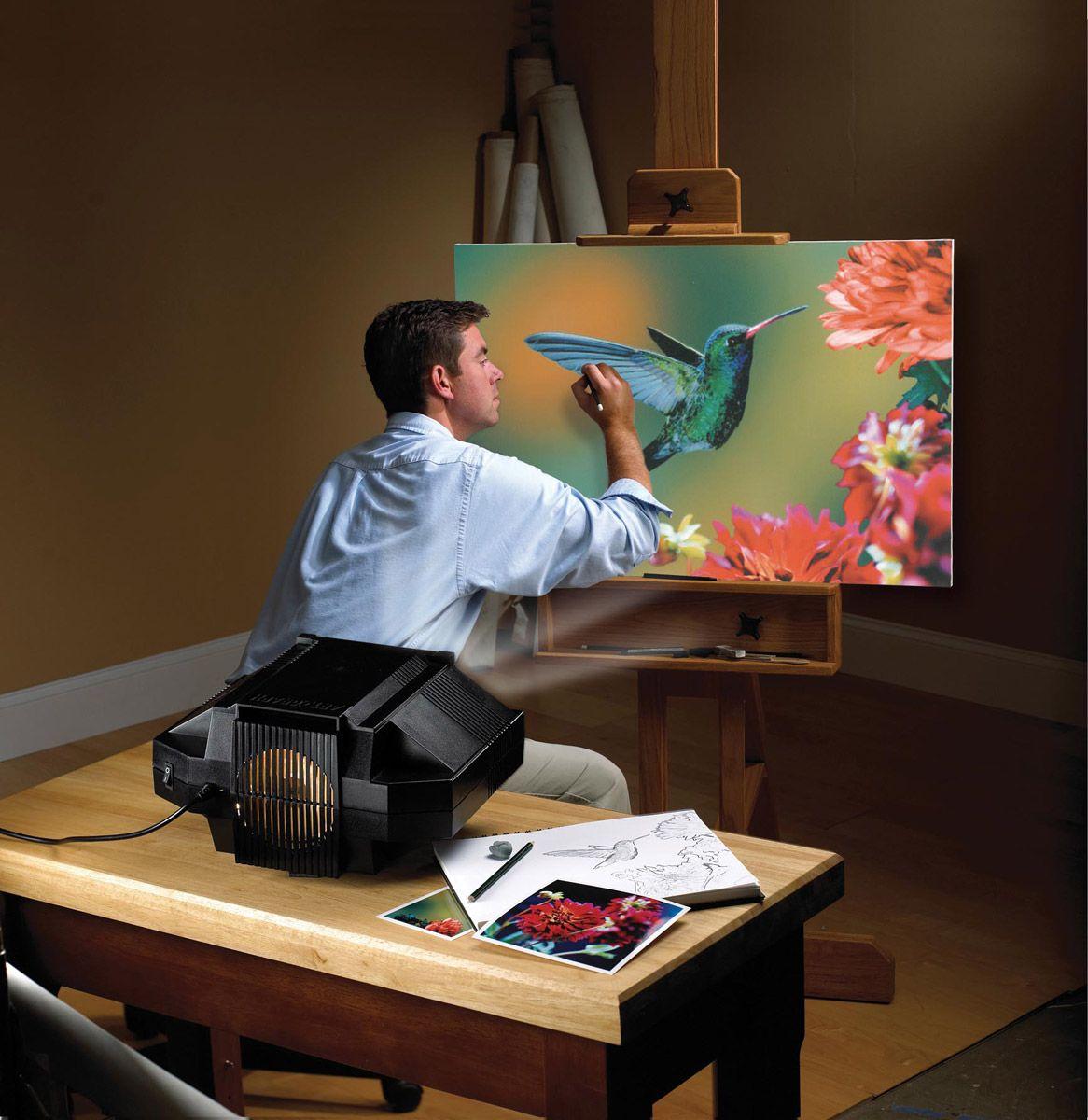Artograph prism projector art projector digital art