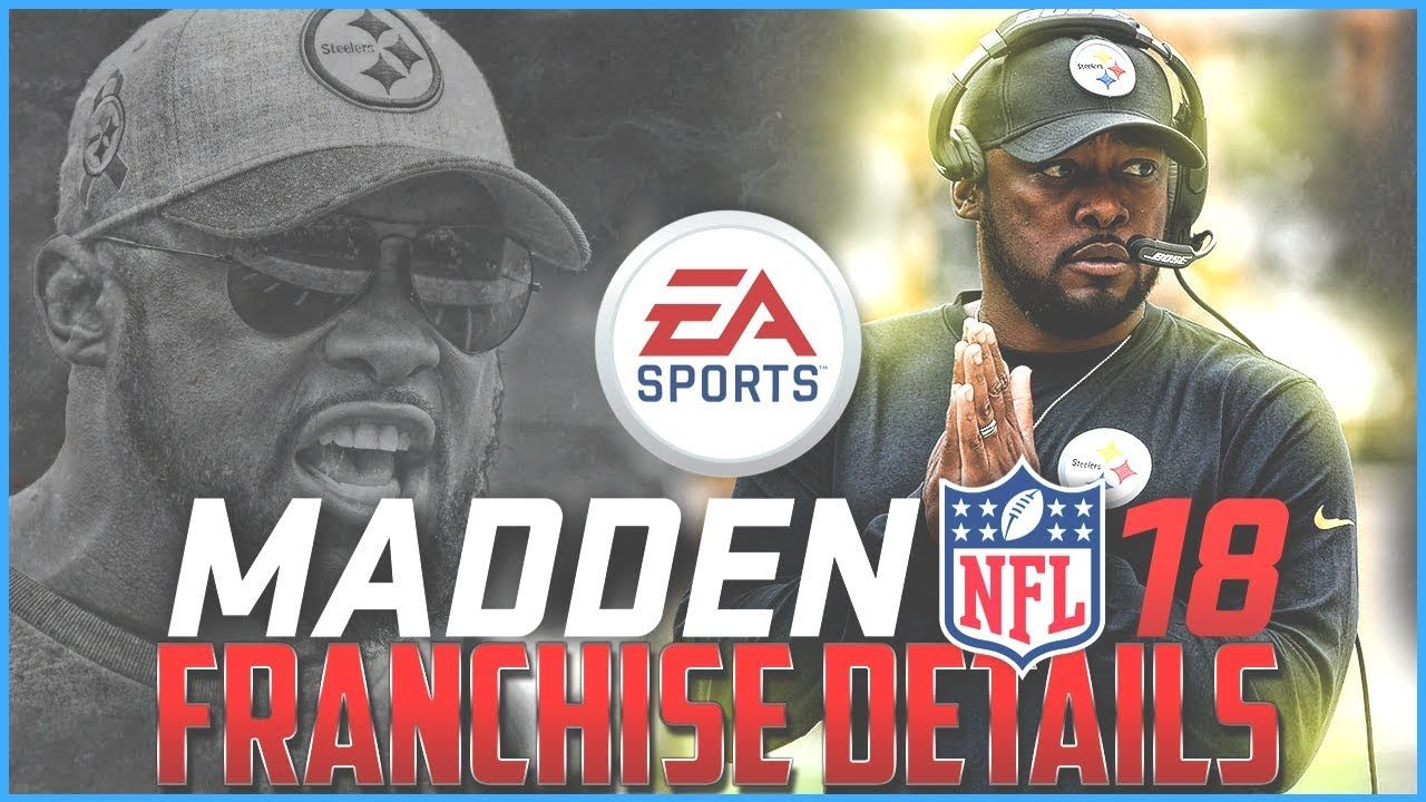 Pin on Madden NFL 18