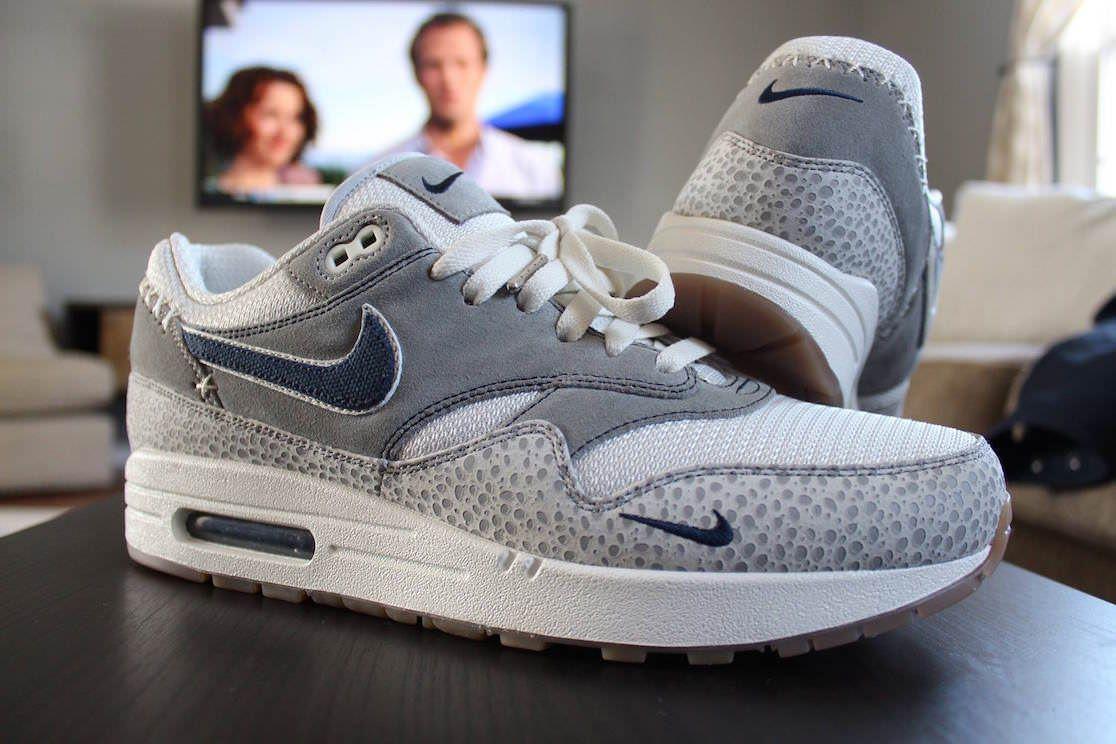 Dreamsneakers Nike Air Max 1 Bespoke Par Ryan Pecina