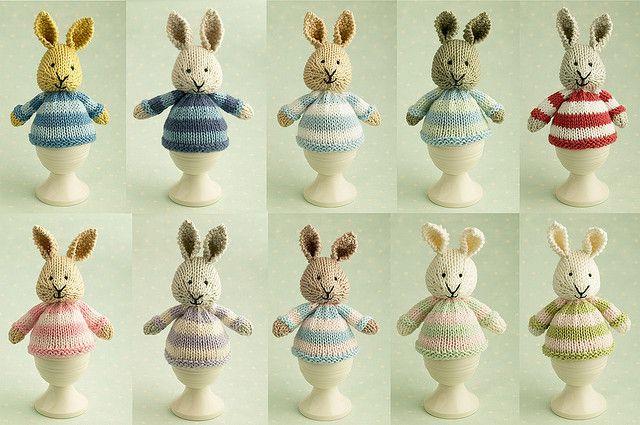 cosy gang by littlecottonrabbits, via Flickr