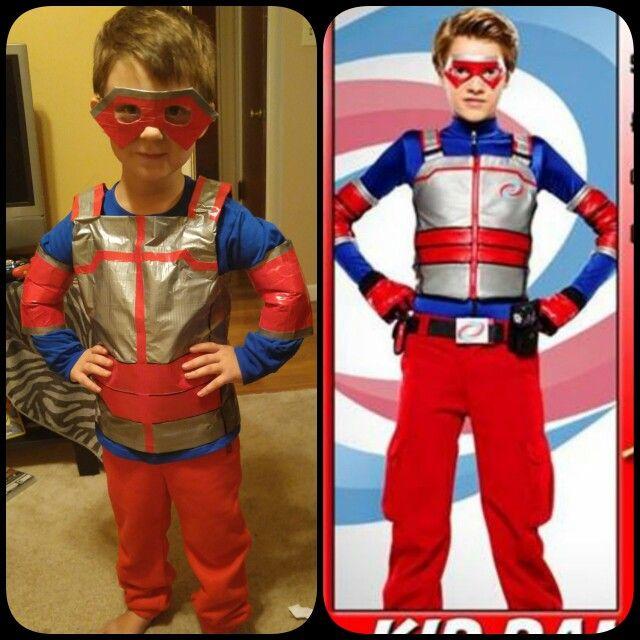 Nickelodeon Henry Danger Deluxe Child Costume