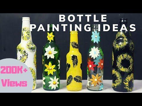 Pin On Bottle Art