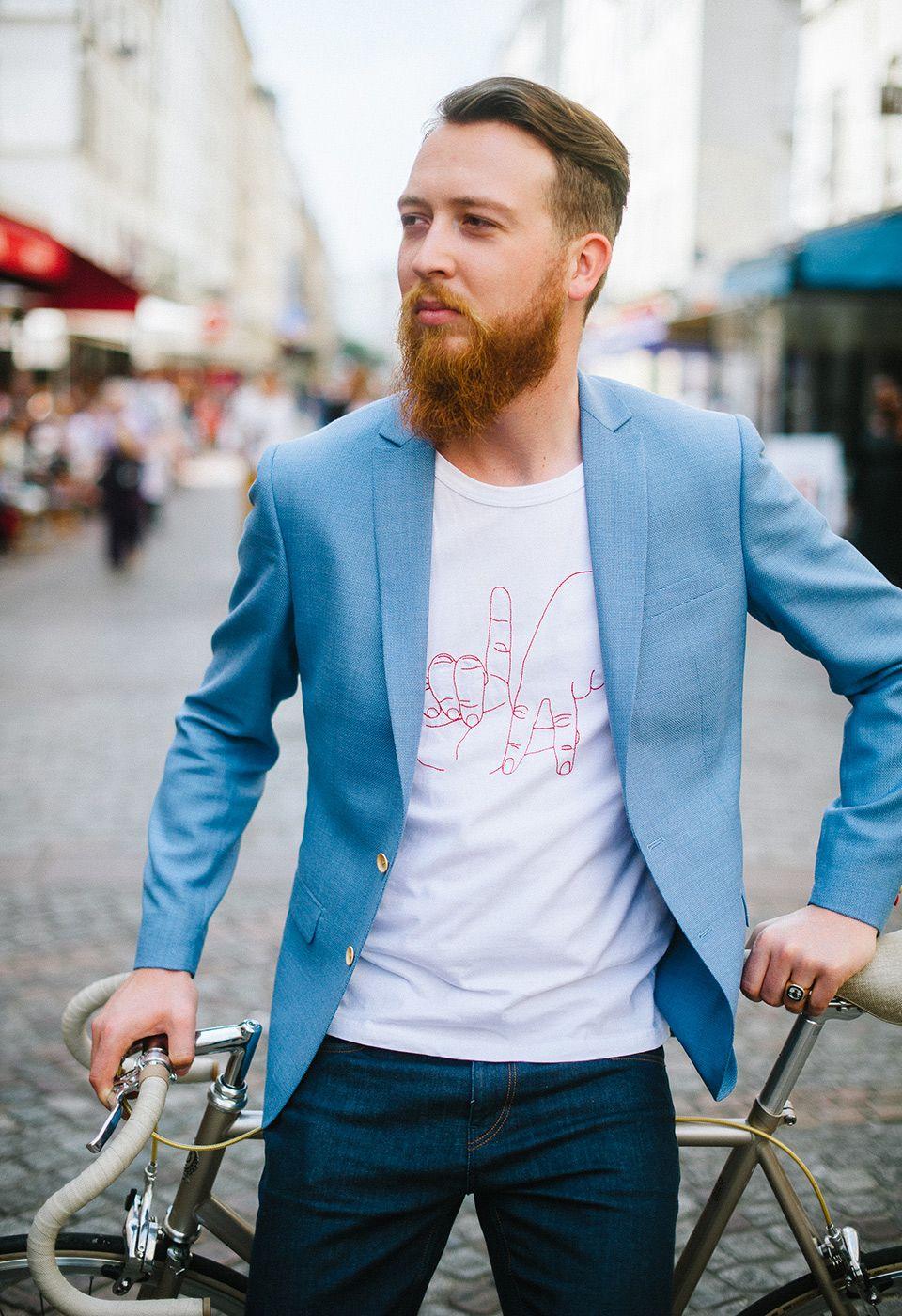 Tenue chic avec une association de veste