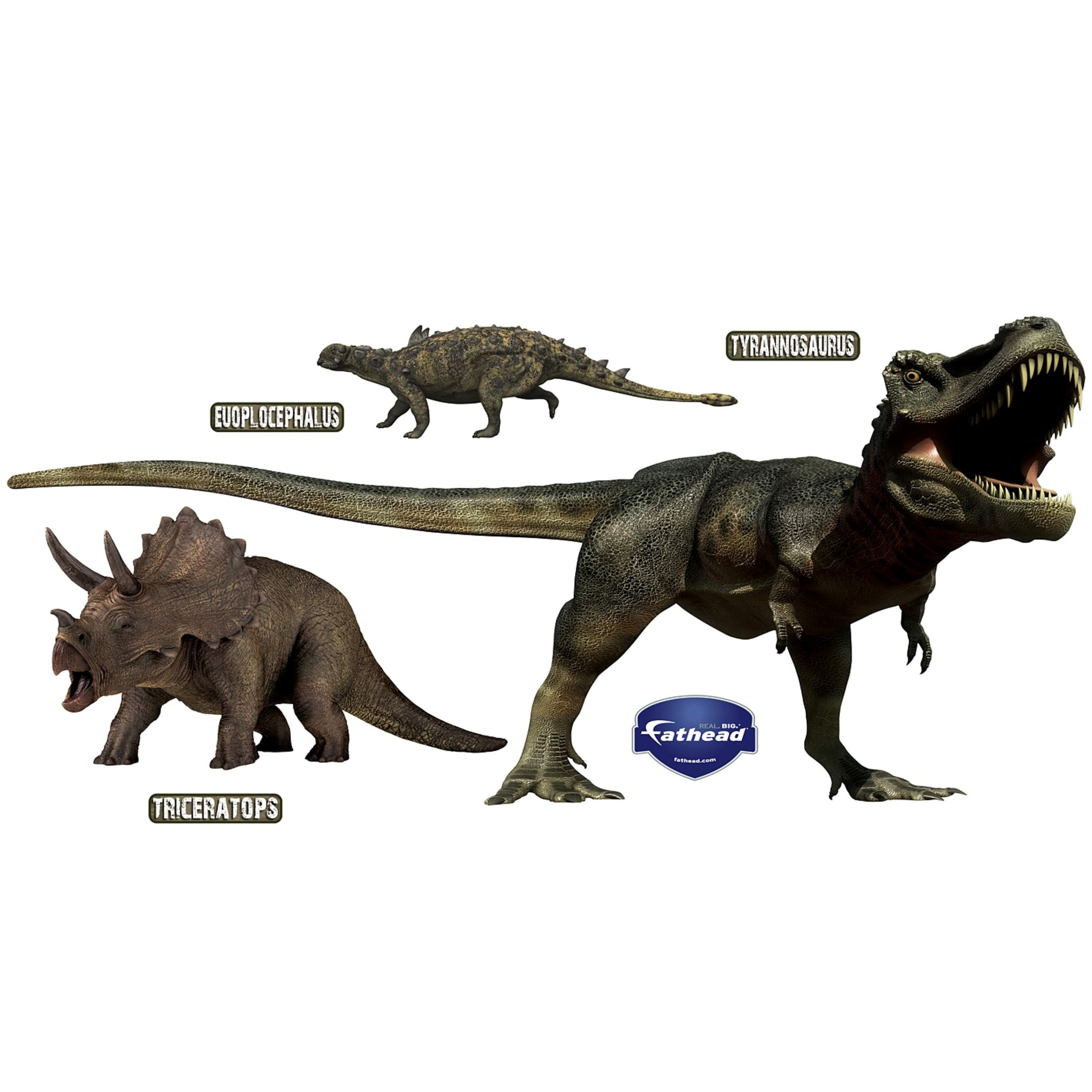 Dinosaurs T Rex Triceratops And More Giant Officially Licensed