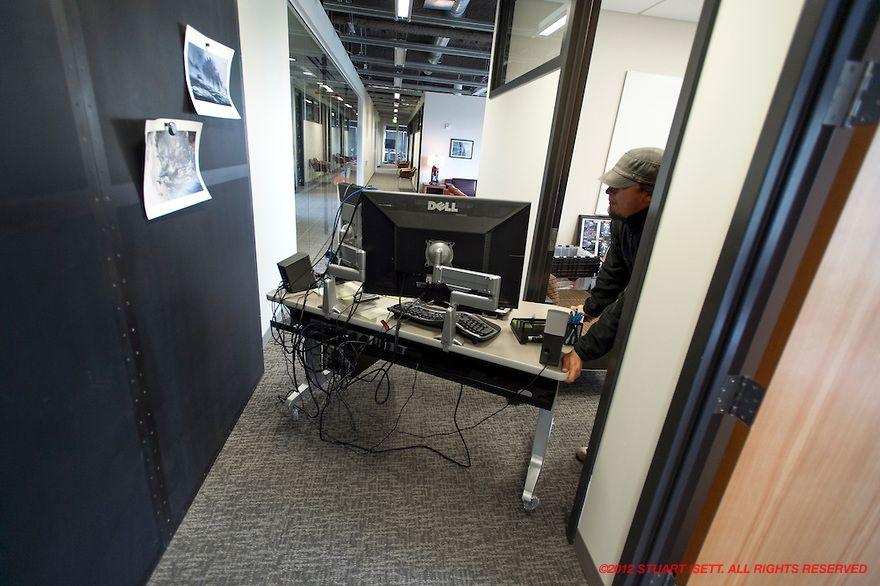 Moving A Desk At Valve