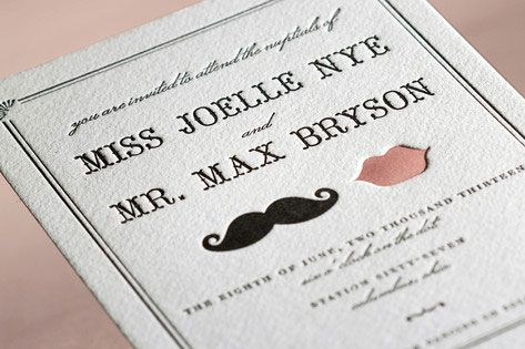 Letterpress Wedding Invitations Cost | Pink And Mint Wedding Invitations Google Search Wedding Ideas