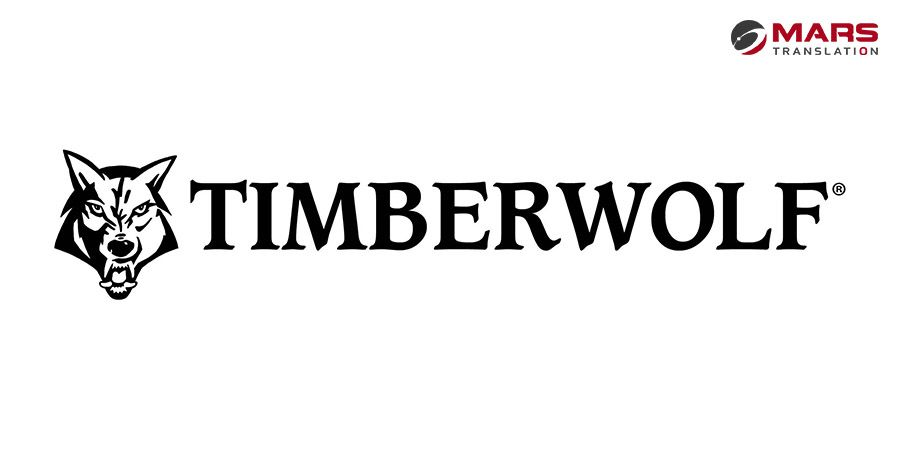 Translation of Instruction manual for Timberwolf