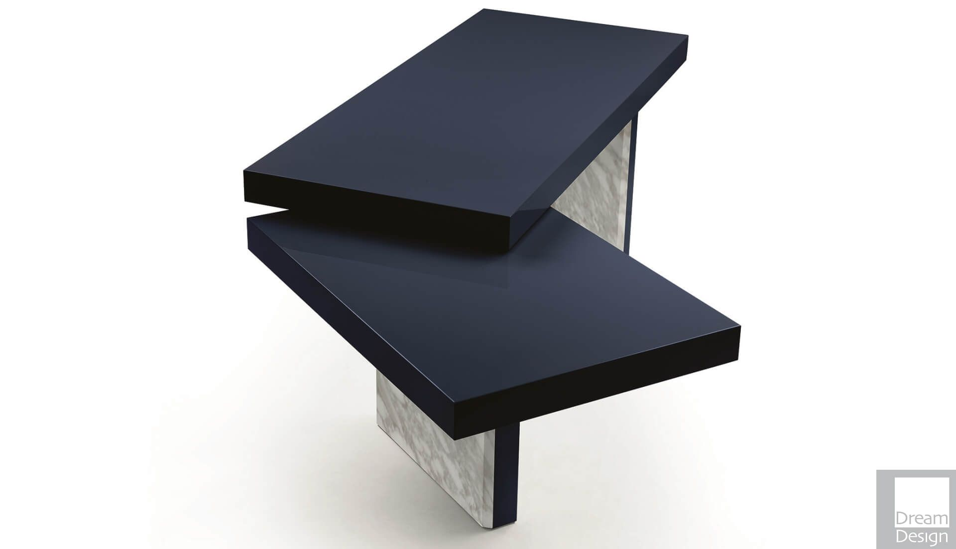 Flexform Mood Benjamin Desk Furniture Design Luxury Interior
