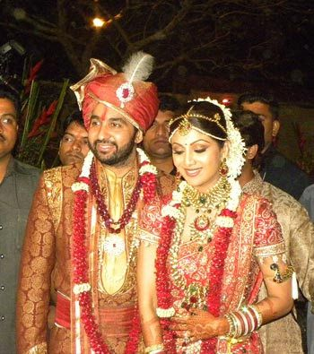 Image result for shilpa shetty wedding pic