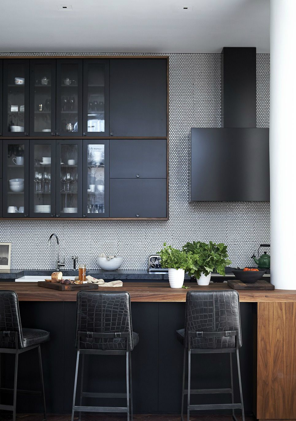 Kitchen trends 2017 - Elle Decor Predicts The Color Trends For 2017