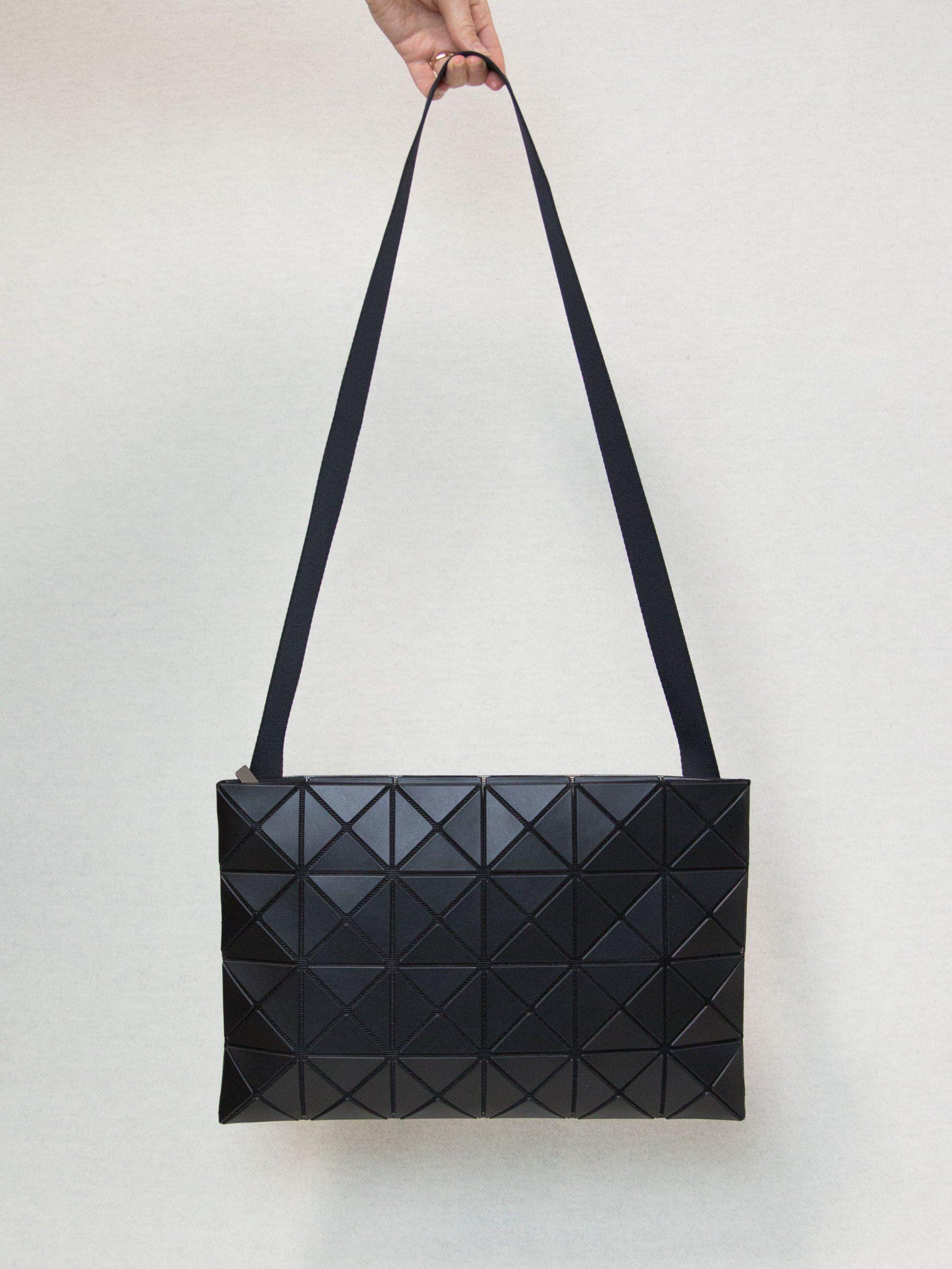 15b293979fb5 BAO BAO ISSEY MIYAKE Lucent Matte Crossbody Bag
