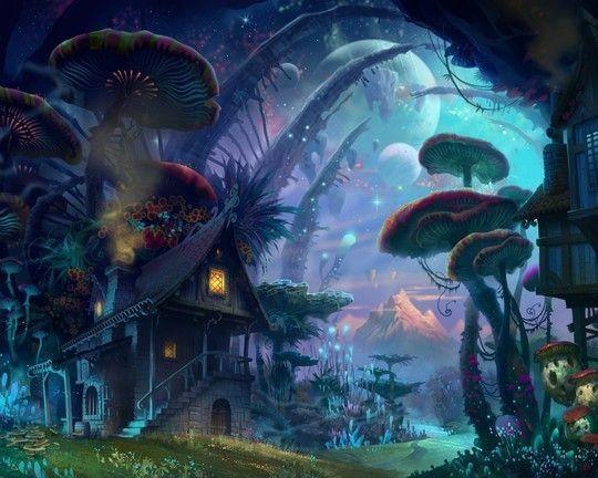 Photo of 40 Amazing Fantasy Wallpapers | SmashingApps.com