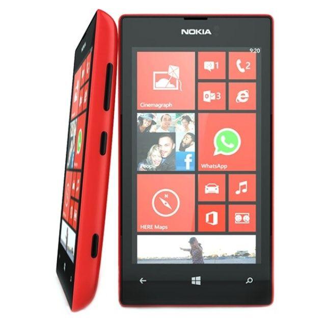 Nokia Lumia 520 Libre Color Rojo Con Imagenes Telefono Windows