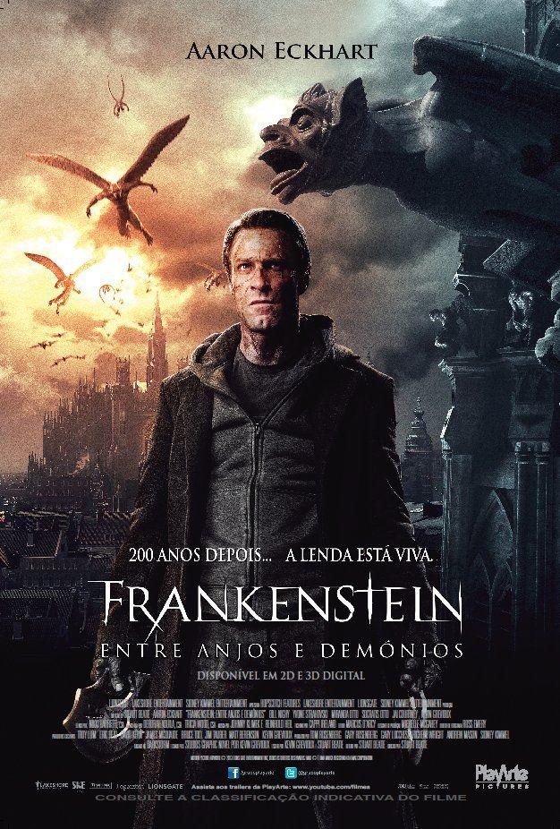 Filme Frankenstein Entre Anjos E Demonios Estreia Nesta Sexta 24