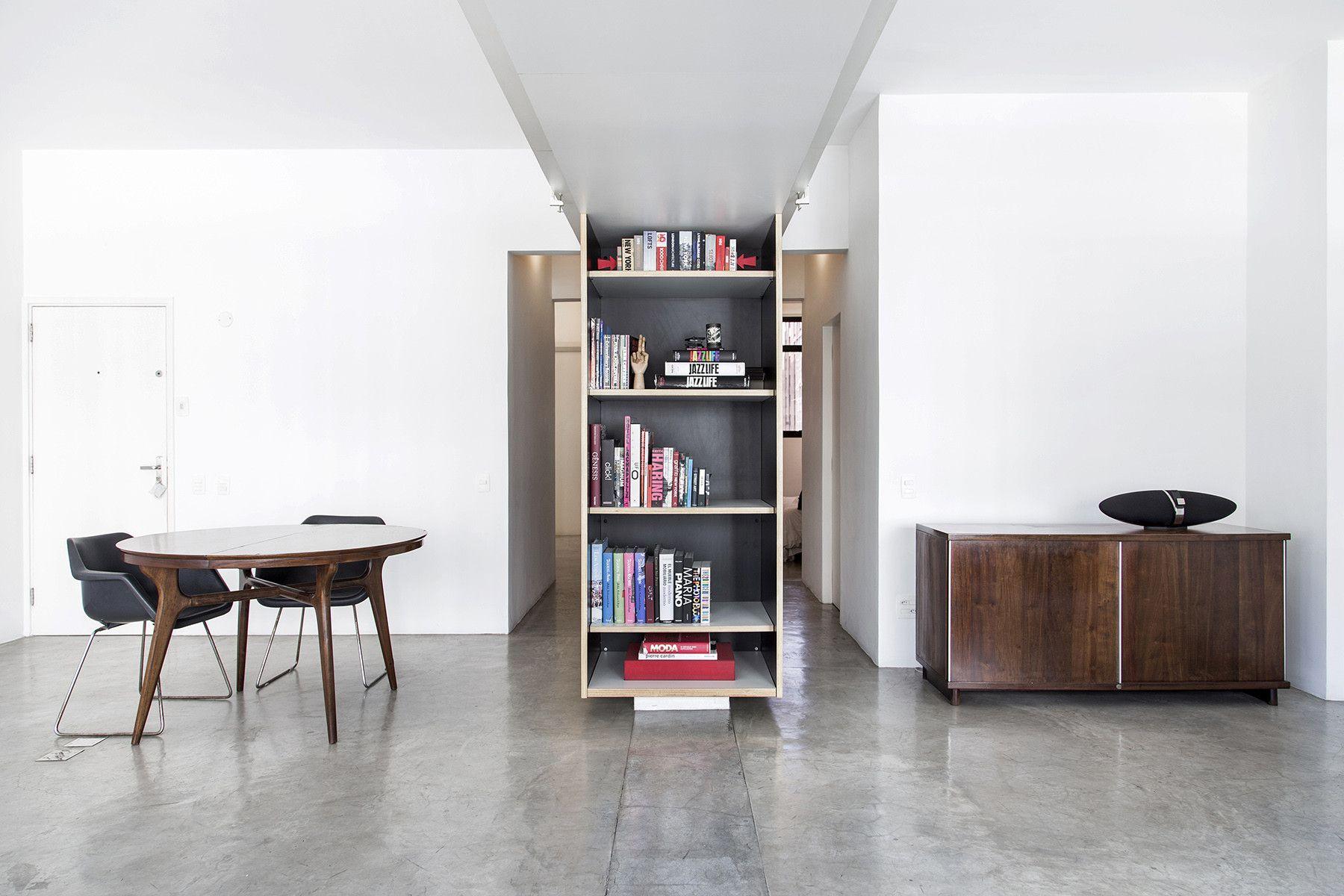 Apartamento en Edificio Pauliceia / JPG.ARQ
