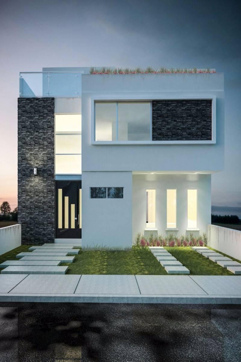 en venta moderna y preciosa casa con roof garden