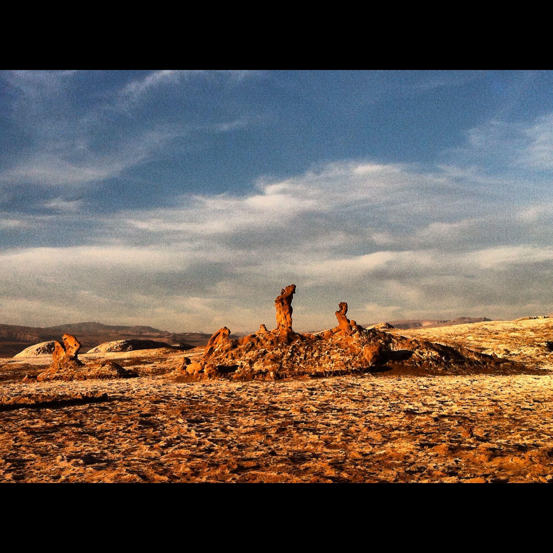Moon Valley, Atacama - Chile