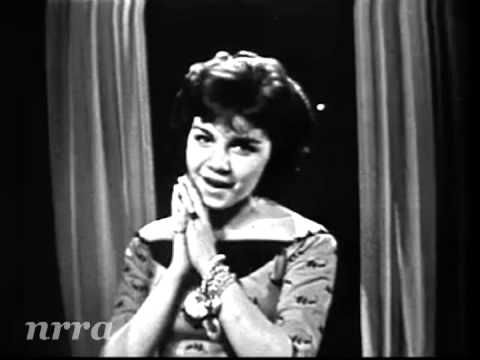 Annette Funicello- Tall Paul (Music Video) - YouTube