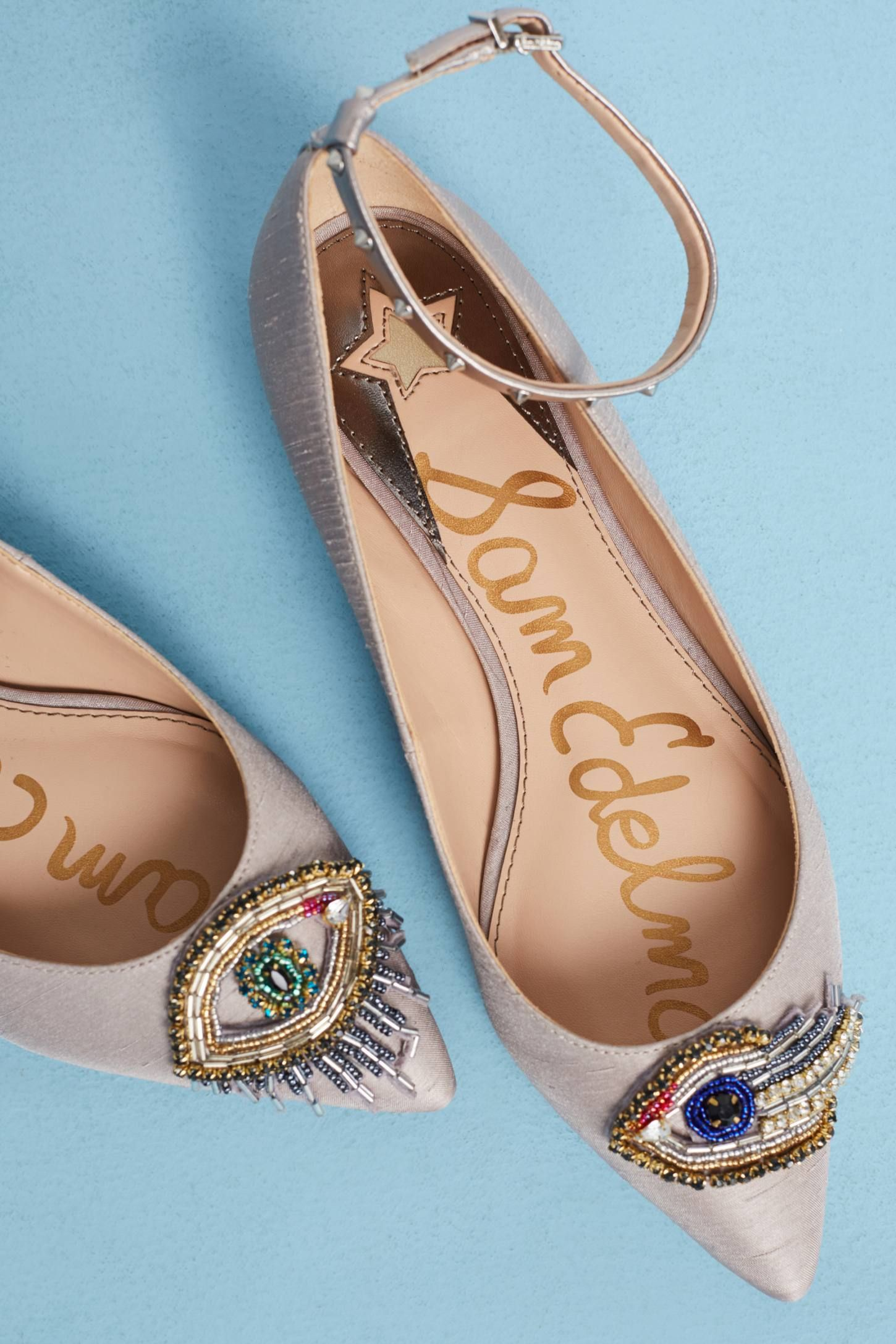 fd2508ed95f4f0 Shop the Sam Edelman Rexley Flats and more Anthropologie at Anthropologie  today. Read customer reviews