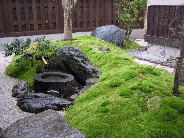 Épinglé par みそっかす sur 庭 | Pinterest | Japonais, Jardins et ...
